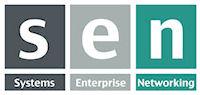 S.E.N. Srl – System & Cloud Integrator Logo