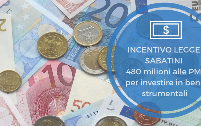 Incentivo Legge Sabatini